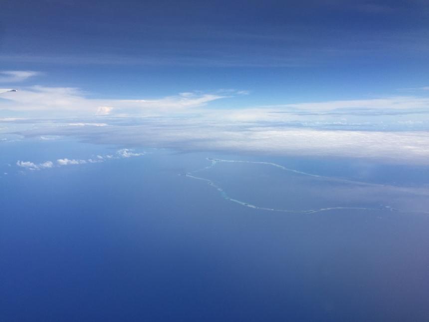 aerial atoll